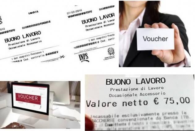Lombardia (Flai-Cgil) Nuovi voucher, per gli agricoli è peggio di prima