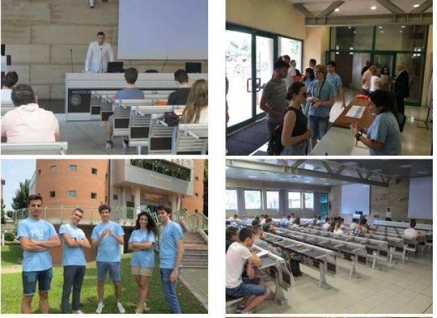 Un successo l' Open Day Estivo  al Campus di Cremona del Politecnico