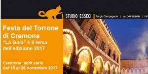 Cremona vola a Giffoni Valle Piana per deliziare i giorni del festival con lo squisito torrone