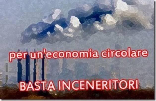 Inceneritore Quasi che una comunità di uomini fosse impresa privata Benito Fiori  (Cremona)