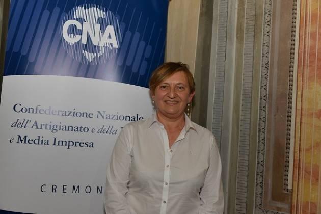 Mariella Marcarini nuovo presidente di Cna-Fita di cremona per i prossimi 4 anni