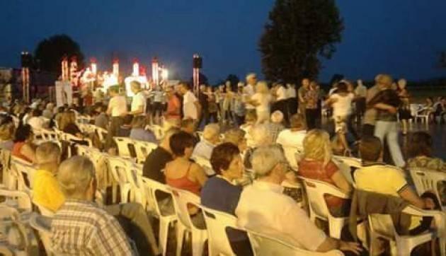 Soresina  Stasera  Lunedì 31 luglio ultima serata della Festa Democratica