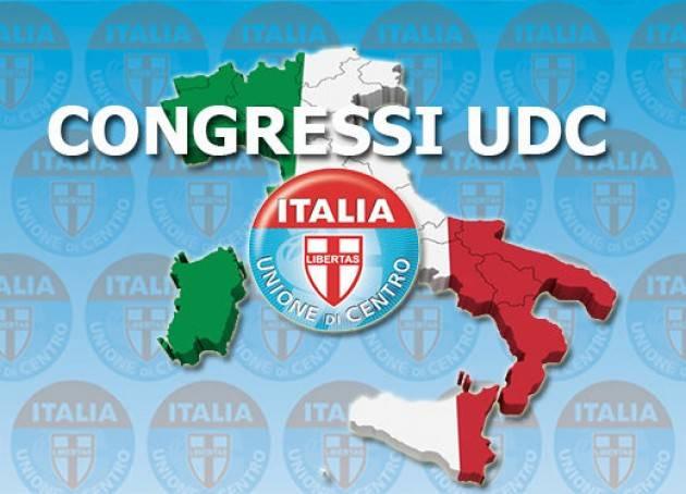 Vincenzo Tortorici eletto Segretario dell'UDC Lombardia. Giuseppe Trespidi  (Cremona) nel Comitato Regionale
