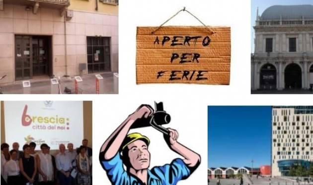 Brescia Teleferie DA QUEST'ANNO ADESIONI ONLINE  dal 7 al 26 agosto