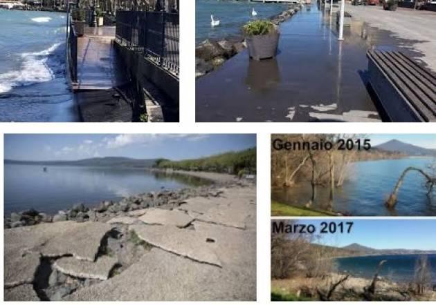 Mancanza acqua lago di Bracciano: prelievi abusivi e reti fatiscenti di Elia Sciacca (Cremona)