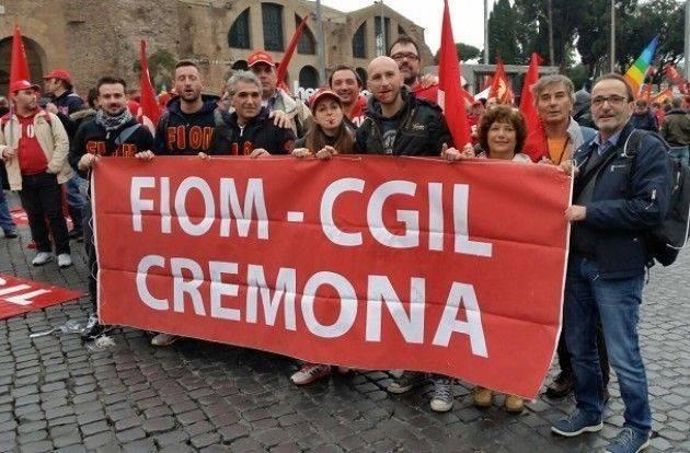 (Telefonata) Ecco perché la Fiom Cgil Cremona aumenta i voti nelle fabbriche di Massimiliano Bosio
