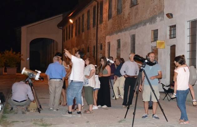 Cremona SPIEDO SOTTO LE STELLE con AGROPOLIS  Sabato 5 agosto 2017