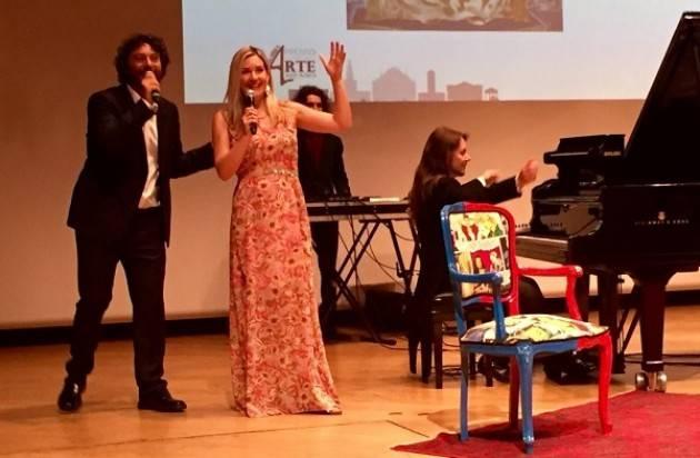 È stato un grande successo di critica e di pubblico per il primo Premio Internazionale Arte Milano