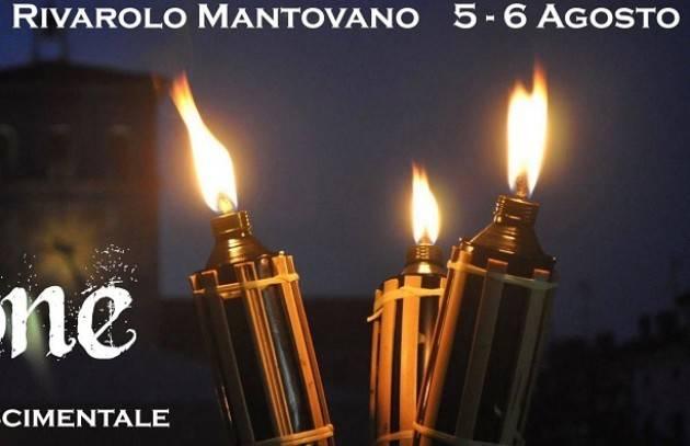 Il Lizzagone 14° edizione il 5-6 agosto a Rivarolo Mantovano