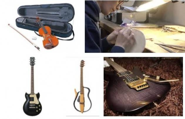 Liuteria a Cremona Yamaha non intende costruire aziende strumenti musicali