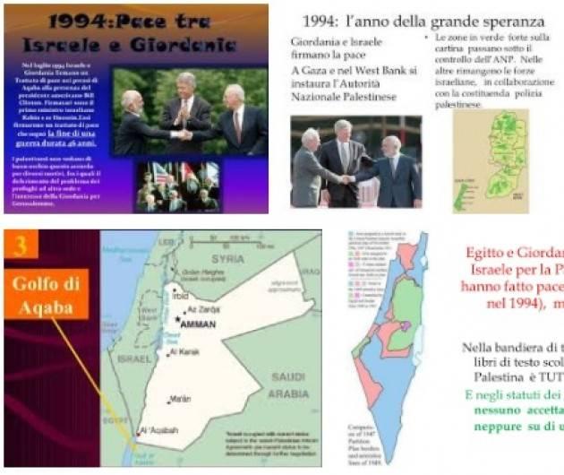 AccaddeOggi 25 luglio 1994 – Israele e Giordania firmano la pace