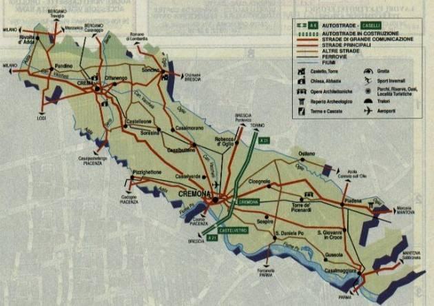 Cremona Funzionamento delle Province e strade  . Il Governo stanzia i fondi. On Cinzia Fontana (Pd Cremona)