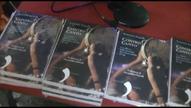 (Video) ArciFesta2017 Serata di sabato 29 presentato il  libro 'Contro Canto' di Antonio Fanelli