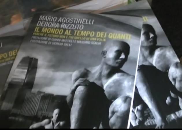 (Video)In ArciFesta 2017 Cremona Mario Agostinelli  ha presentato  il  libro 'Il futuro non è più quello di una volta'