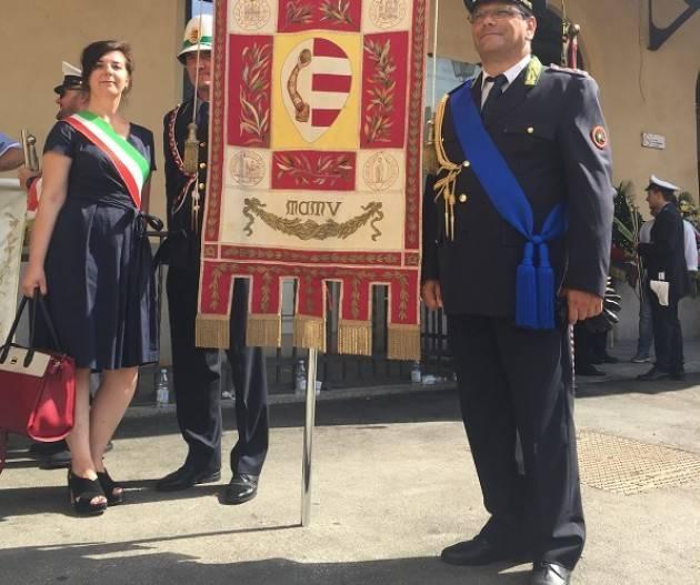 Comune Di Pavia Polizia Locale: Simona Pasquali Ha Rappresentato Il Comune Di Cremona A