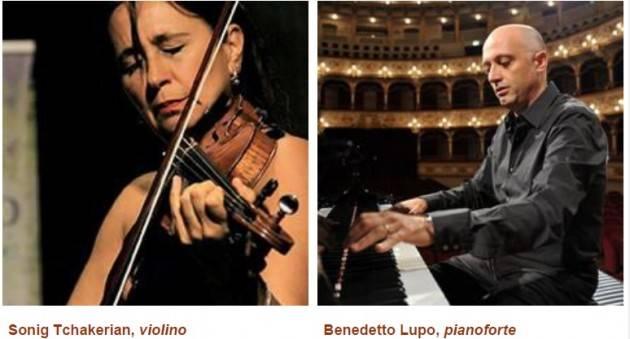 CremonaMusica2017 Accademia Nazionale di S.Cecilia con Musica Tchakerian