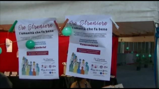 (Video) ArciFesta2017 Cremona Serata dedicata alla campagna ' Ero Straniero'
