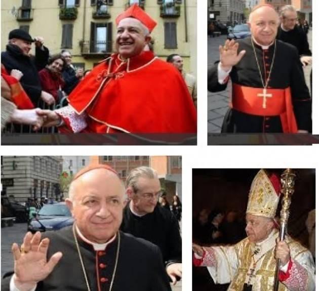 Cgil Cordoglio per la scomparsa del  cardinale Tettamanzi