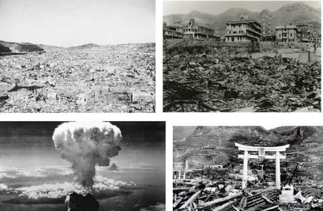 AccaddeOggi   #9agosto 1945 – Seconda guerra mondiale, bombardamento atomico di Nagasaki