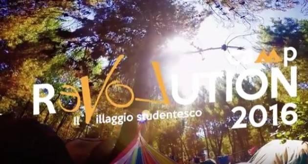 (Video) Revolution Camp 2017  Rete degli studenti, Udu Grande mobilitazione il 13 ottobre