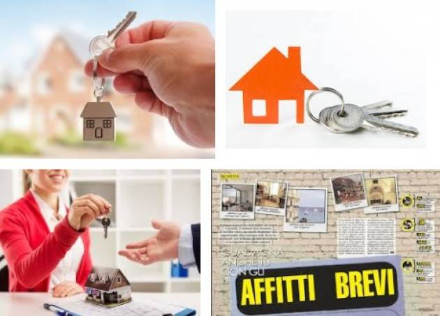 Aduc  Affitti brevi, novità sulla tassazione dal giugno 2017