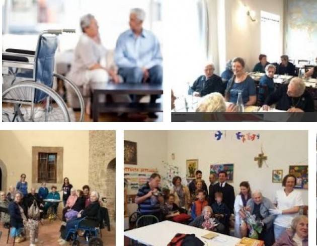 Uneba Lombardia: 1000 euro di voucher extra a ospiti di Rsa più gravi e più a lungo