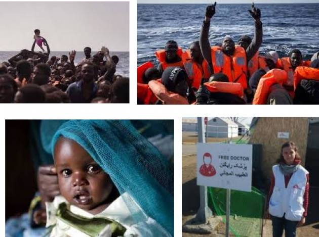 Pianeta Migranti News Letter agosto 2017