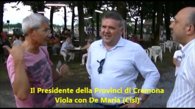 (Video) Festa Unità di Soresina 2017 'Immagini rubate a loro insaputa' di Gian Carlo Storti