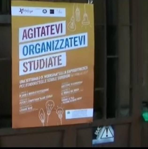 Arcipelago Rappresentanza studentesca 'Agitatevi Organizzatevi Studiate' Iscrizioni ancora aperte