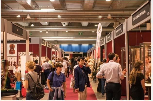 Cresce l'attesa per Cremona Musica International Exhibitions dal 29 settembre al 1°ottobre