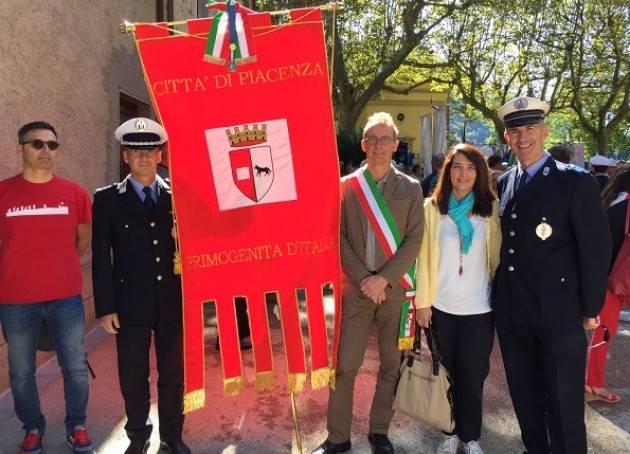 Piacenza Sant'Anna di Stazzema, l'assessore Polledri alla commemorazione