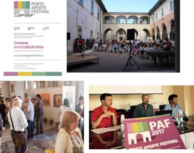 Porte Aperte Festival 2017, bilancio positivo e già si guarda al 2018