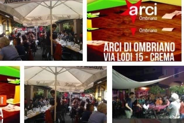 Attacco fascista all'Arci di Ombriano. Partecipate Mercoledì 16 all'assemblea antifascista
