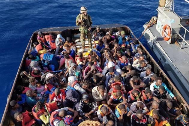 Pianeta migranti. Libia campo di sterminio e mercato di migranti.