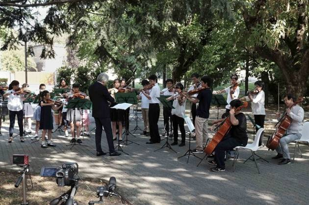 IL TOKYO Centre Ensemble incanta gli ospiti della Pace Cremona