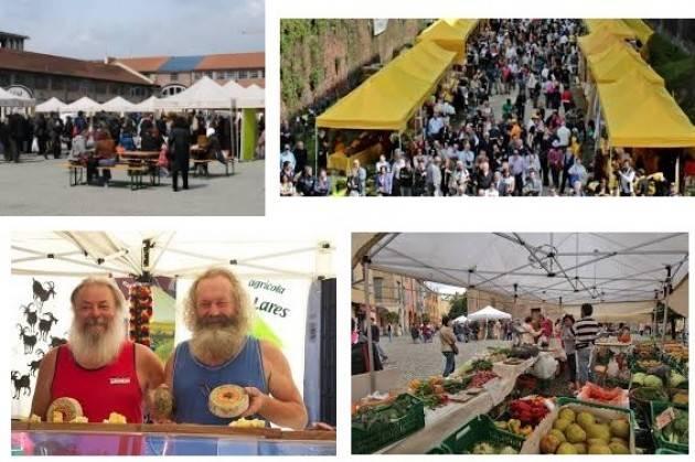 Milano Continuano con successo i mercati contadini in città