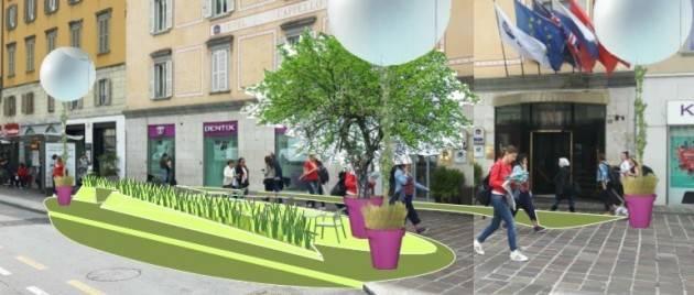 Bergamo - A settembre la Cool Zone in centro città a Bergamo