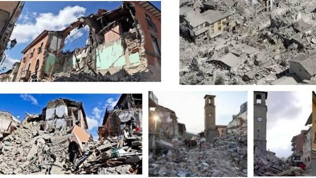 AccaddeOggi 24 agosto 2016 - Terremoto  ad Amatrice e nel l Centro Italia del 2016