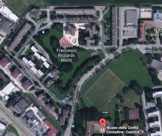 Comune Di Pavia Polizia Locale: Cremona Cambonino, Dopo L'intervento Del Comune Si Muove ALER
