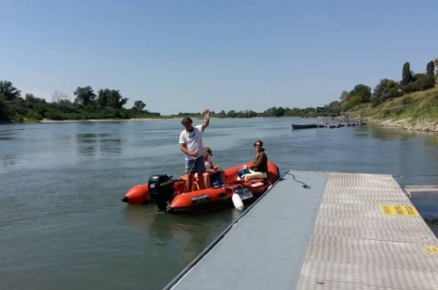 La Canottieri 'Bissolati' ha ospitato i partecipanti a ' Venezia in barca'