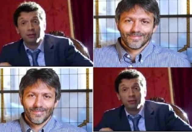 (Video) Andrea Virgilio  Per il bis di Galimberti una alleanza di centro sinistra anche con gli ex pd