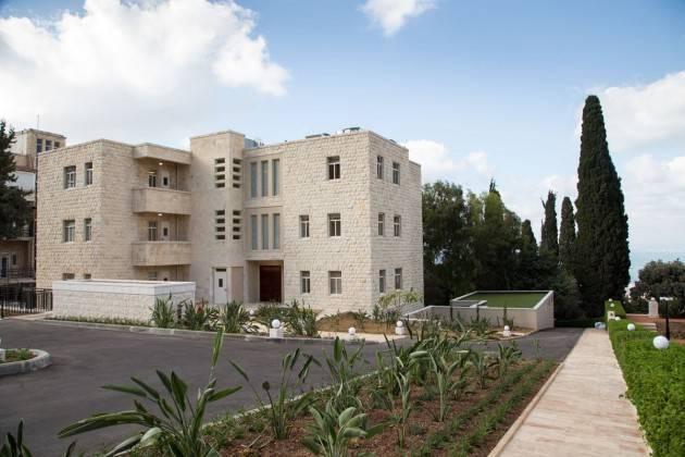A Haifa aperto un nuovo centro accoglienza pellegrini Fede baha'i