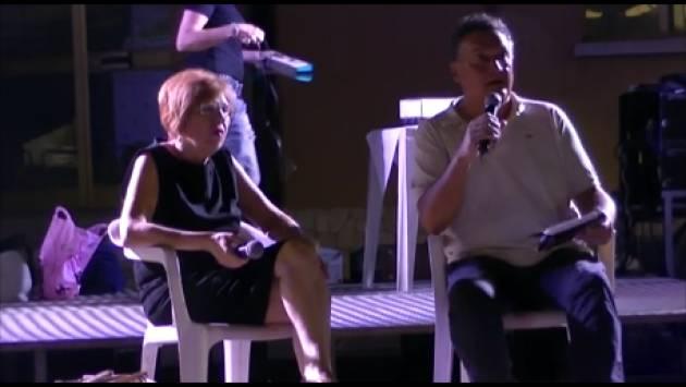 (Video) Festa Unità Cremona Maura Ruggeri intervistata da Vanni Raineri