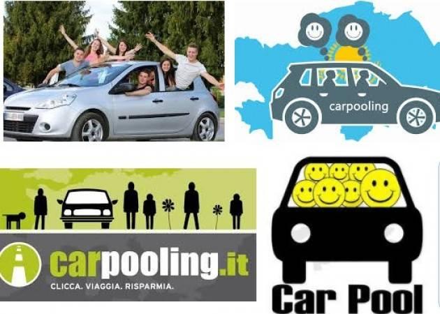 Gli effetti positivi del carpooling sulla sicurezza stradale