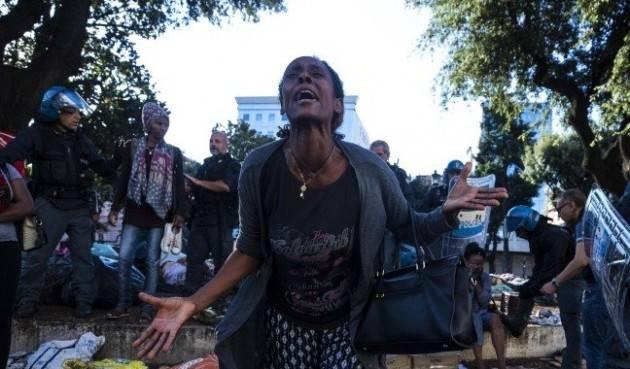 Pianeta Migranti. Roma, etiopi ed eritrei cacciati nelle periferie.