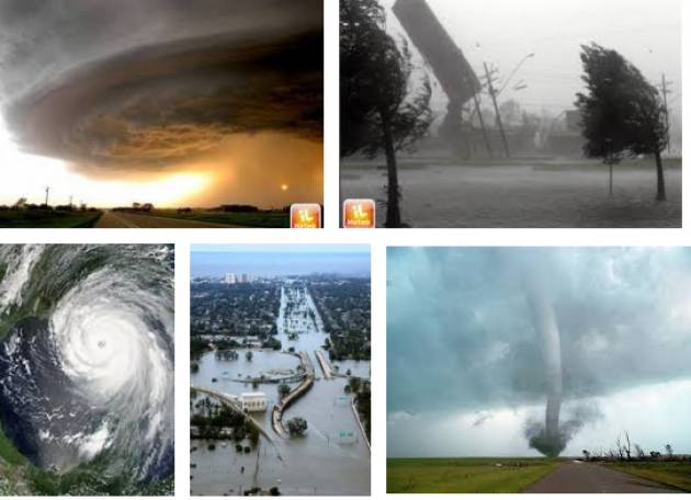 AccaddeOggi 29 agosto 2005 – L'uragano Katrina comincia ad abbattersi su New Orleans