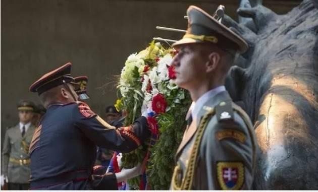 Slovacchia Anniversario SNP, Kiska: la Slovacchia si opponga all'ondata fascista