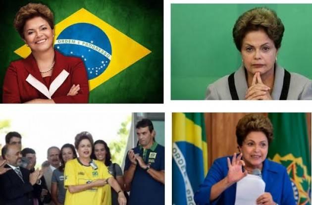 AccaddeOggi  31 agosto 2016 – Brasile: la presidente Dilma Rousseff viene destituita per impeachment