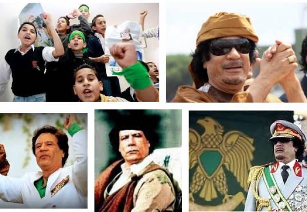 AccaddeOggi 1 settembre 1969 – Una rivoluzione in Libia porta il colonnello Muammar Gheddafi al potere