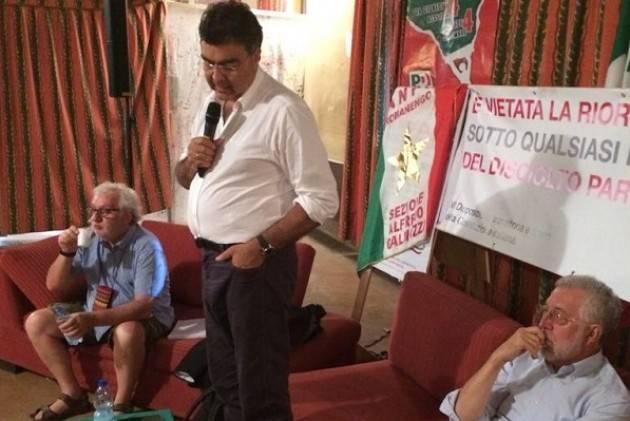 Ombrianello2017. Il pericolo dei nuovi fascismi Ne hanno parlato Fiano (Pd) e Corada (Anpi)